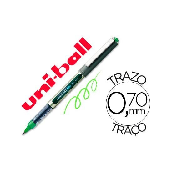 ROTULADOR UNIBALL ROLLER UB-157 VERDE CLARO 0