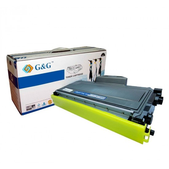 G&G TN2120/TN2110 NEGRO CARTUCHO DE TONER GENERICO BROTHER