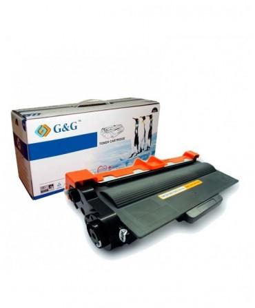 G&G  TN3390  NEGRO CARTUCHO DE TONER GENERICO BROTHER