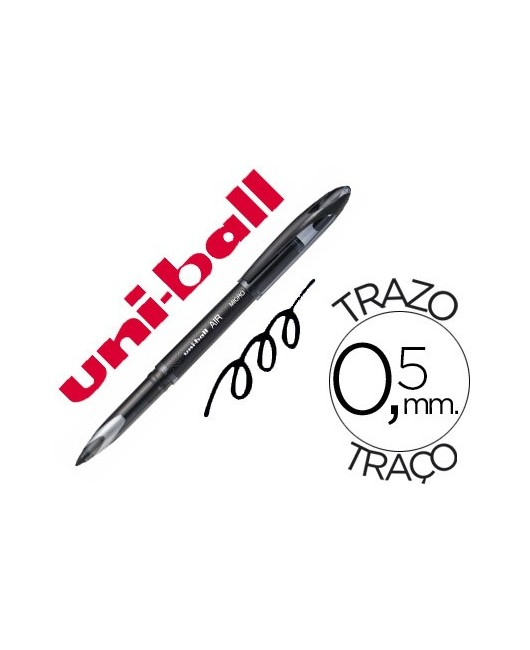 BOLIGRAFO UNI-BALL ROLLER AIR UBA-188-M 0