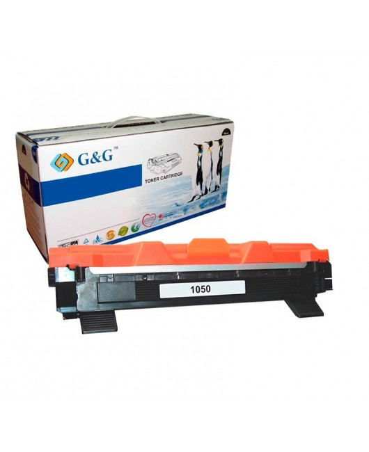 G&G TN1050 NEGRO CARTUCHO DE TONER GENERICO BROTHER