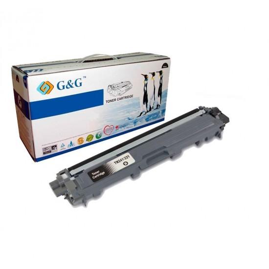 G&G TN241BK NEGRO CARTUCHO DE TONER GENERICO BROTHER