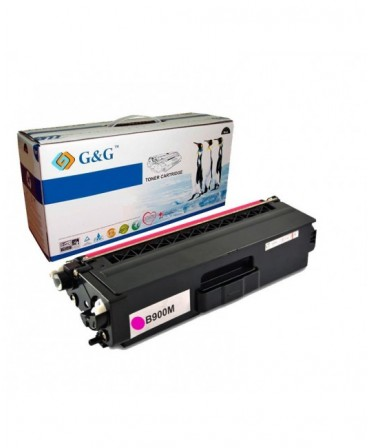 G&G TN900M MAGENTA CARTUCHO DE TONER GENERICO BROTHER