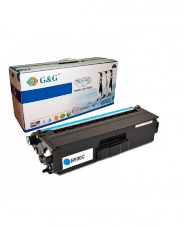 G&G TN900C CYAN CARTUCHO DE TONER GENERICO BROTHER