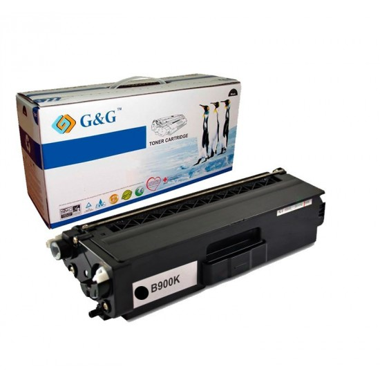 G&G TN900BK NEGRO CARTUCHO DE TONER GENERICO BROTHER