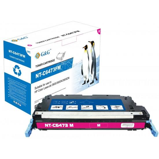 G&G HP Q6473A MAGENTA CARTUCHO DE TONER GENERICO Nº502A