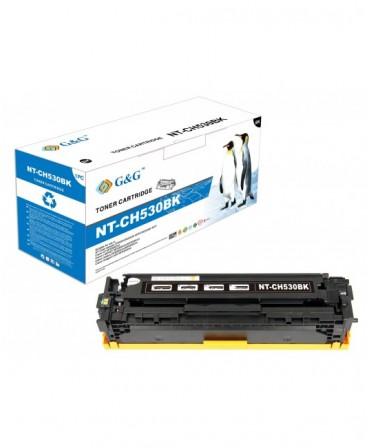 G&G HP CC530A NEGRO CARTUCHO DE TONER GENERICO Nº304A