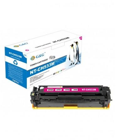 G&G HP CC533A MAGENTA CARTUCHO DE TONER GENERICO Nº304A