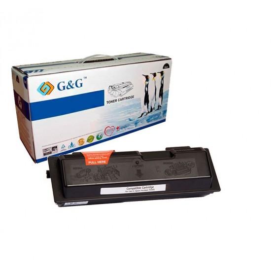 G&G M2000 EPSON ACULASER  NEGRO CARTUCHO DE TONER GENERICO C13S050435