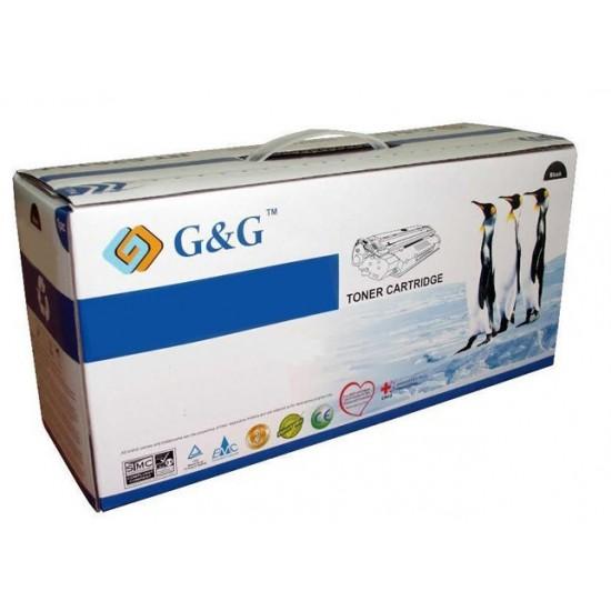 G&G HP CF212A AMARILLO CARTUCHO DE TONER GENERICO Nº131A