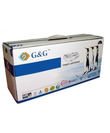 G&G HP CE285A/CE278A/CB435A/CB436A NEGRO CARTUCHO DE TONER GENERICO UNIVERSAL Nº85A/78A/35A/36A