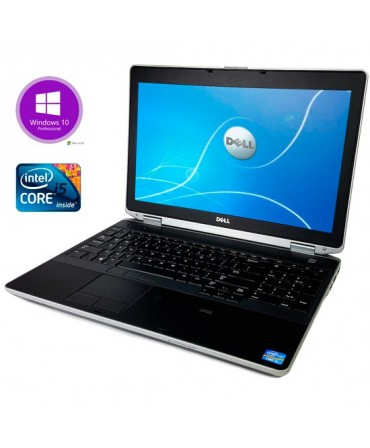 DELL LATITUDE E6530 - INTEL CORE I5 3230 3.6 GHZ.