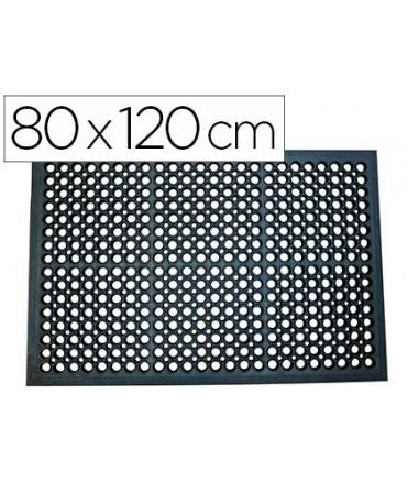 ALFOMBRA PARA SUELO Q-CONNECT ANTIFATIGA 800X1200 MM