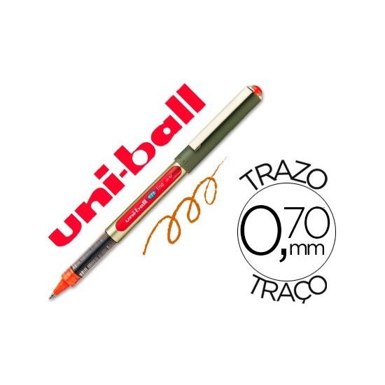 ROTULADOR UNI-BALL ROLLER UB-157 NARANJA 0