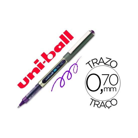 ROTULADOR UNI-BALL ROLLER UB-157 VIOLETA 0