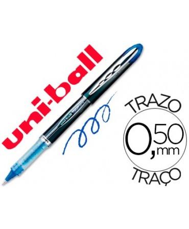 ROTULADOR UNI-BALL ROLLER UB-205 VISION AZUL 0