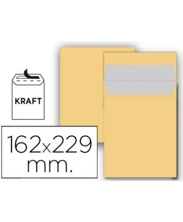 Sobres impresos con su logotipo medida 225 x 115 con banda autoadhesiva