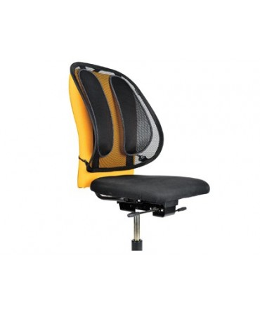 RESPALDO ERGONOMICO FELLOWES MESH OFFICE SUITES CON SISTEMA TENSOR AJUSTABLE