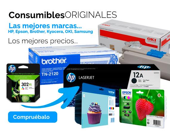 Consumibles originales